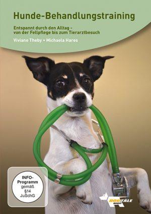 Hunde Behandlungstraining, entspannt durch den Alltag. Von der Fellpflege bis zum Arztbesuch.