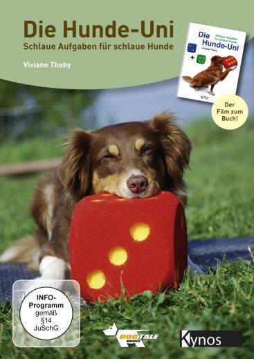 Die Hunde Uni - schlaue Aufgaben für schlaue Hunde mit Viviane Theby.