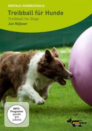 Treibball für Hunde - Jan Nijboer