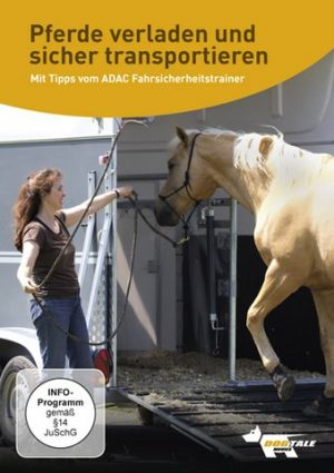 Pferde verladen und sicher transportieren – Andrea Kauke