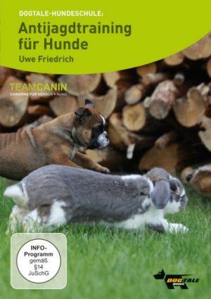 Antijagdtraining für Hunde - mit Uwe Friedrich
