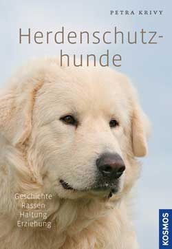 cover Buch Herdenschutzhunde